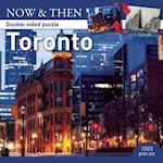 Toronto 1000 Pieces Double-side Puzzle Now & Then af Thunder Bay
