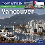 Vancouver 1000 Pieces Double-side Puzzle Now & Then af Thunder Bay