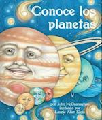Conoce los Planetas = Meet the Planets af John Mcgranaghan