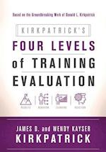 Kirkpatrick's Four Levels of Training Evaluation