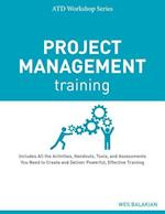 Project Management Training (Atd Workshop)