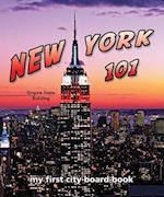 New York 101 (My First City Board Book)