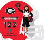 Georgia Bulldogs 123 (My First Counting Books Michaelson Entertainment)