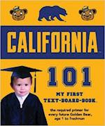California 101 (My First Text-Board-Book)