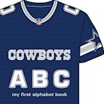 Dallas Cowboys ABC (My First Alphabet Books Michaelson Entertainment)