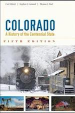 Colorado af Carl Abbott, Thomas J. Noel, Stephen J. Leonard