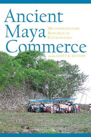 Bog, hardback Ancient Maya Commerce