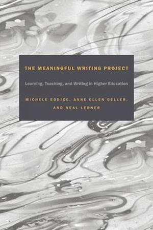 Bog, paperback The Meaningful Writing Project af Michele Eodice