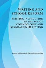 Writing and School Reform