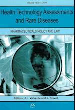 Health Technology Assessments and Rare Diseases (Pharmaceuticals Policy And Law)