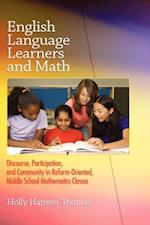 English Language Learners and Math