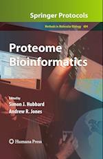 Proteome Bioinformatics af Andy Jones, Simon Hubbard