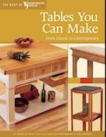 Tables You Can Make af John Inman