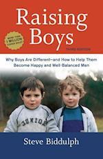 Raising Boys af Steve Biddulph