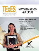 2017 Texes Mathematics 4-8 (115)