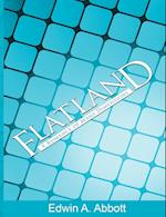 Flatland af Edwin Abbott Abbott