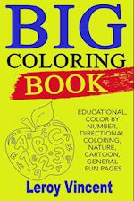 Big Coloring Book af Leroy Vincent