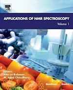 Applications of NMR Spectroscopy: Volume 1