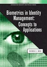 Biometrics in Identity Management