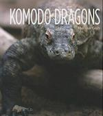 Komodo Dragons af Melissa Gish