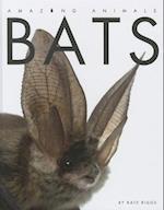Bats af Kate Riggs