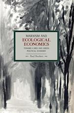 Marxism and Ecological Economics (Historical Materialism Book Series)