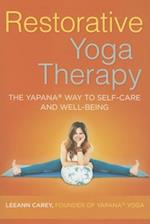 Restorative Yoga Therapy