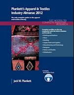Plunkett's Apparel & Textiles Industry Almanac 2012 af Jack W. Plunkett
