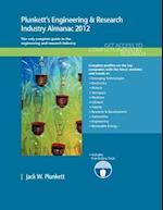 Plunkett's Engineering & Research Industry Almanac 2012 af Jack W. Plunkett
