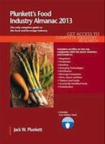 Plunkett's Food Industry Almanac 2013 af Jack W. Plunkett