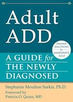 Adult ADD (Newly Diagnosed)