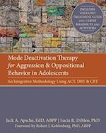 Mode Deactivation Therapy for Aggression & Oppositional Behavior in Adolescents