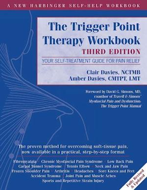 Bog, paperback Trigger Point Therapy Workbook af Clair Davies