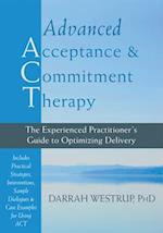 Advanced Acceptance & Commitment Therapy