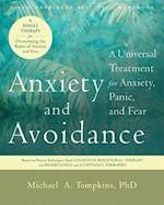 Anxiety and Avoidance af Michael A. Tompkins