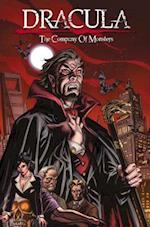 The Company of Monsters (Dracula Boom, nr. 1)