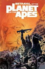 Betrayal of the Planet of the Apes af Corinna Sara Bechko, Gabriel Hardman