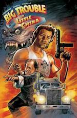Big Trouble in Little China 1 af John Carpenter