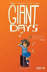 Giant Days Vol. 2 af John Allison