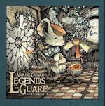 Mouse Guard Legends of the Guard Set (Mouse Guard Legends of the Guard)