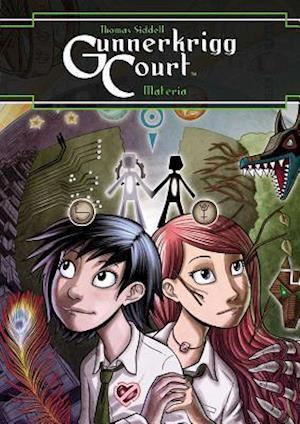 Gunnerkrigg Court Vol. 4