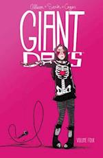 Giant Days Vol. 4 (Giant Days, nr. 4)