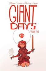 Giant Days Vol. 5 (Giant Days, nr. 5)