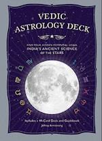 Vedic Astrology Deck af Jeffrey Armstrong
