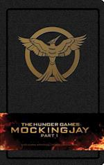 Hunger Games: Mockingjay Part 1 Hardcover Ruled Journal