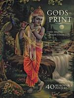 Gods In Print: The Krishna Poster Collec
