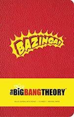 Big Bang Theory Hardcover Ruled Journal