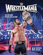 Wwe: Wrestlemania The Official Poster Collection af Wwe