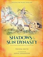 Shadows of The Sun Dynasty af Vrinda Sheth