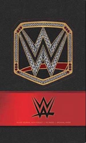 Bog, hardback WWE Hardcover Ruled Journal af Wwe